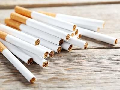 Cigarette production steadies