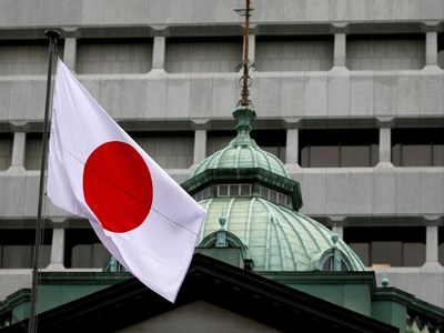 Japan's wholesale prices keep falling, pace moderates on global recovery hopes