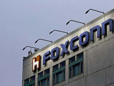 Foxconn shares rise more than 5.6% after announcing auto partnership with Geely