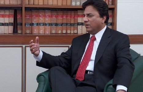 IHC restrains Naeem Bukhari from discharging duties as PTV chairman