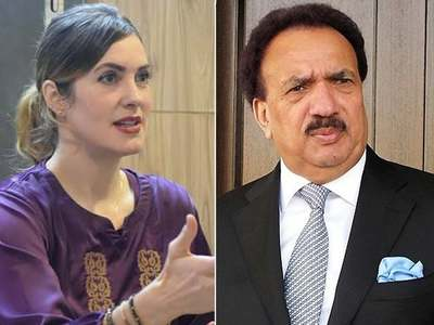 Rehman Malik, Cynthia D Ritchie withdraw cases against each other