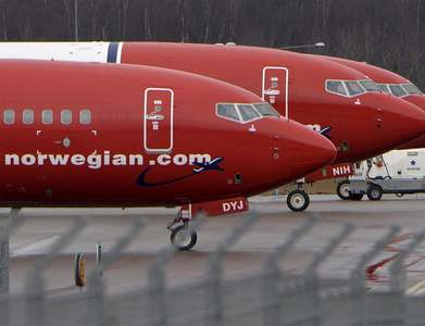 Norwegian Air to end transatlantic flights, seeks state help