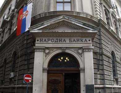 Serbia's central bank keeps benchmark rate unchanged