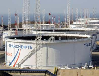 Transneft sees oil exports falling to 196.6mn tonne in 2021
