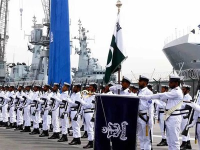 Three Commodores of Pakistan Navy promoted to Rear Admiral
