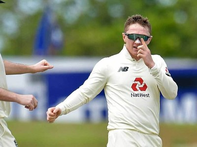 Bess says not his best after five-for in Galle Test