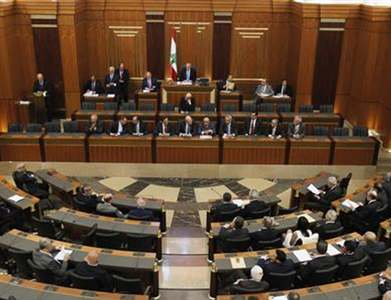 Lebanese parliament approves law paving way for vaccine deal