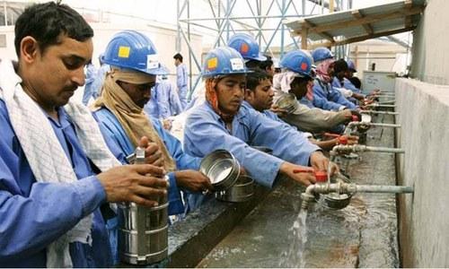 Pakistan all set to meet Kuwait skilled manpower demands