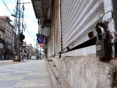 Lockdown imposed in more areas of Peshawar