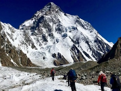 Climbers reach historic height during K2 winter expedition