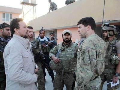 Taliban praise continued US troop withdrawal from Afghanistan