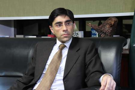Pakistan's strategy to unearth India's Abhorring designs before world is working well: Moeed Yusuf