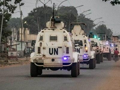 UN troops recapture C.African city from rebels