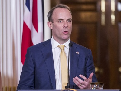UK must not do trade deals with rights abusers, foreign minister says