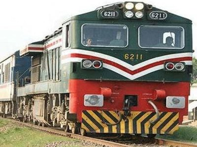 PR earns over Rs12 billion from freight business in two years