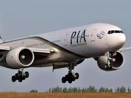 PIA plane impounded at KL