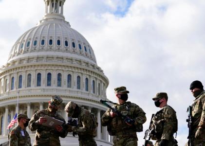 'It was a non-event': Pro-Trump protests quiet amid massive police presence across U.S.