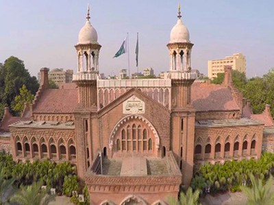 Petition moved in LHC against PDM's sit-in outside ECP