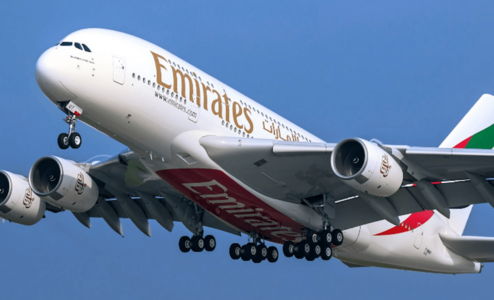 Emirates airline vaccinates staff against Covid-19