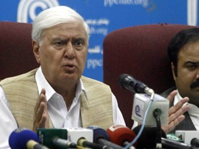 PTI MNA asks Aftab Sherpao to respond to allegations of corruption