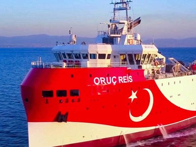 Germany hails 'positive signals' from Turkey on east Med
