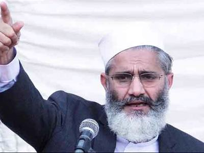 JI chief slams Imran's health policy