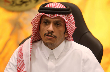 Qatar's foreign minister wants Gulf Arab nations to talk with Iran
