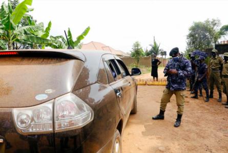 Uganda accuses U.S. of subversion after envoy tries to visit Wine's house