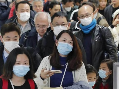 Taiwan scraps new year festival after rare coronavirus outbreak