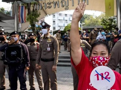 Thai woman handed record four-decade jail term for lese majeste