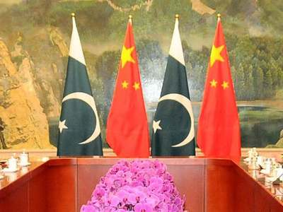 Pak Ambassador meets Mayor of Qingdao, discusses bilateral cooperation in investment, trade, tourism