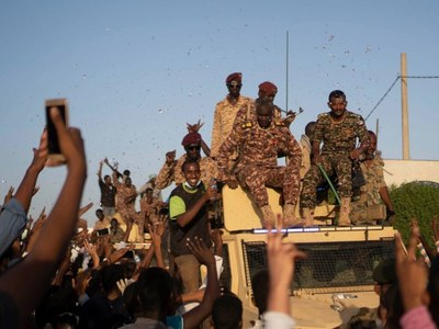 Sudan troops deployed in Darfur after clashes kill 155