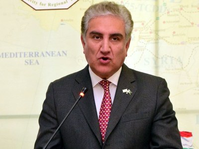 PDM's anti-state narrative not to succeed: Qureshi
