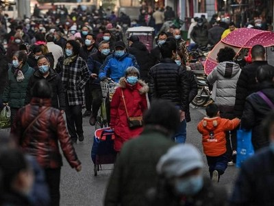 Wuhan bustles a year after world's first coronavirus lockdown