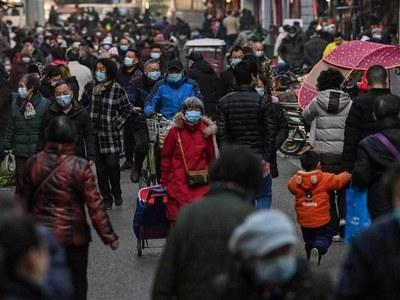 Wuhan bustles a year after world's first coronavirus lockdown