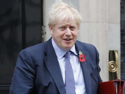 Too early to say when COVID lockdown will end, UK PM Johnson says