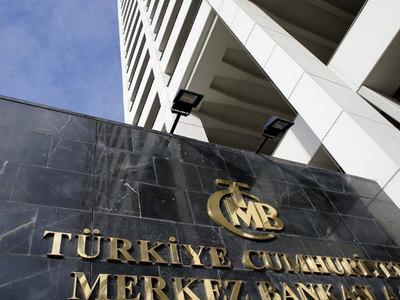 Turkish central bank net FX reserves $11.42bn on Jan 15