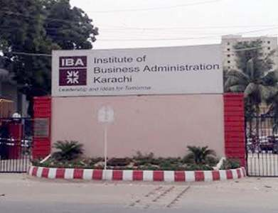 Scholarship for deserving students: IBA signs MoU with Lady Viqarun Nisa Noon Trust