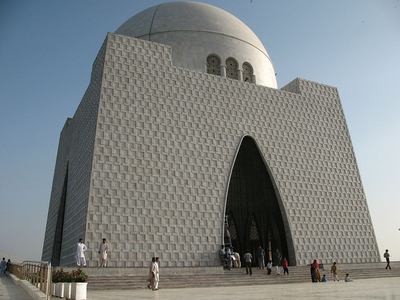 Mazar-e-Quaid: Administrator for making streetlights functional