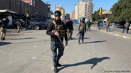 Islamic State claims responsibility for Baghdad's suicide attack