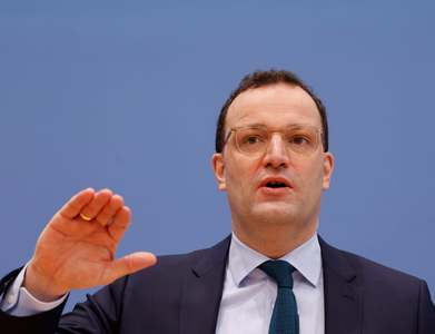 German minister warns against relaxing COVID-19 measures too soon