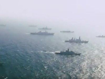 Over 40 countries to participate in Pak-Navy's 'Aman' exercise: DGPR