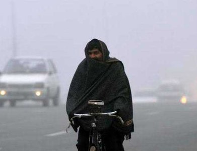 Cold, dry weather likely