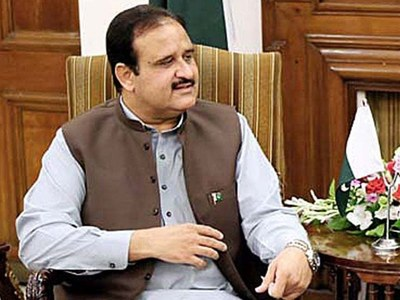 Buzdar orders steps to maintain law and order in Punjab