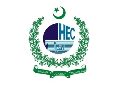 Students protest outside HEC head office