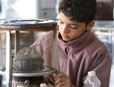 Pandemic forces Jordanian children into labour market