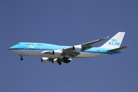 KLM to keep long haul flights as COVID testing demands are softened
