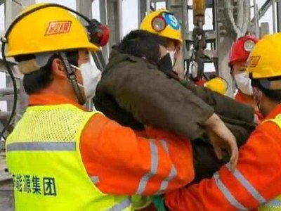 11 Chinese miners saved as rescuers race to find remaining 10