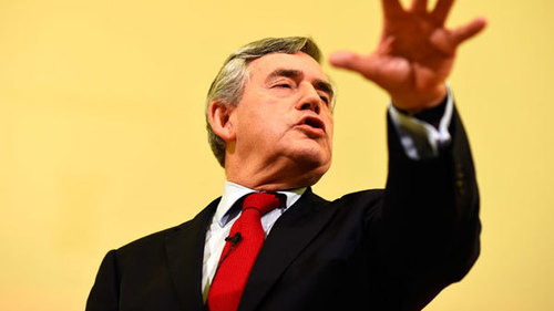 UK could become 'a failed state' without reform, former UK PM Brown says
