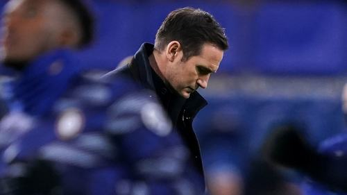 Chelsea sack manager Frank Lampard, after 18 months in charge